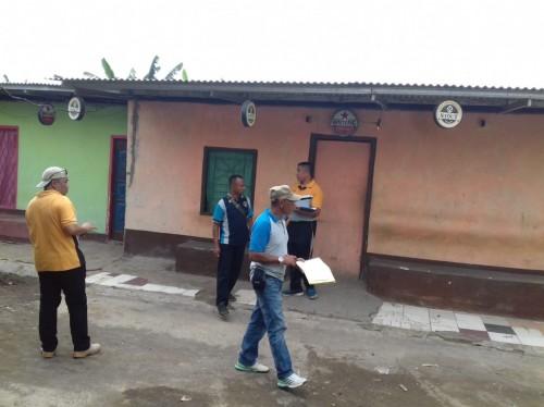 Giat Pendataan THM di Desa Limusnunggal