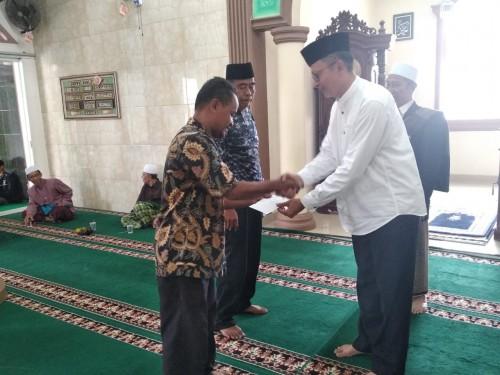 Giat Peringatan Maulid Nabi Muhammad SAW di Desa Dayeuh