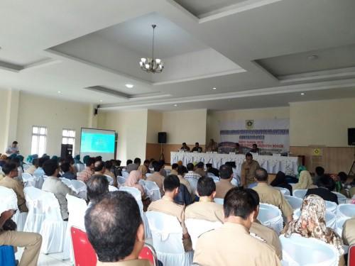 Musrenbang RKPD Kabupaten Bogor Tahun 2019 di Kecamatan Cileungsi