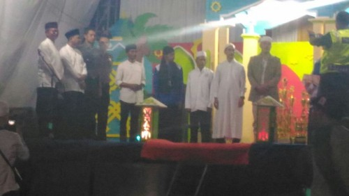 Kegiatan Peringatan 1 Muharram 1439 H di Masjid Al-Mutaqin Desa Pasirangin