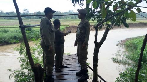 Monitoring Wilayah Rawan Banjir