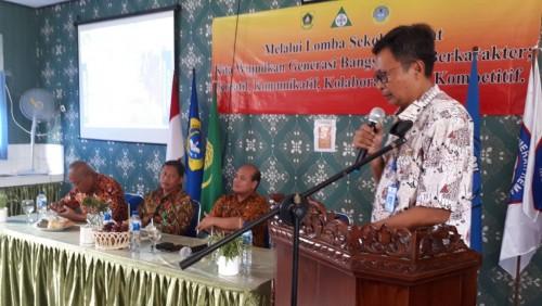 Rechecking Lomba Sekolah Sehat Tingkat Provinsi Jawa Barat Tahun 2017