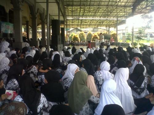 Halal Bihalal PGRI Kecamatan Cileungsi