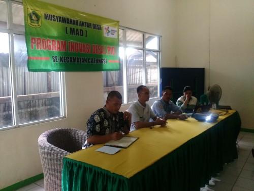 Musyawarah Antar Desa PID di Desa Cileungsi Kidul