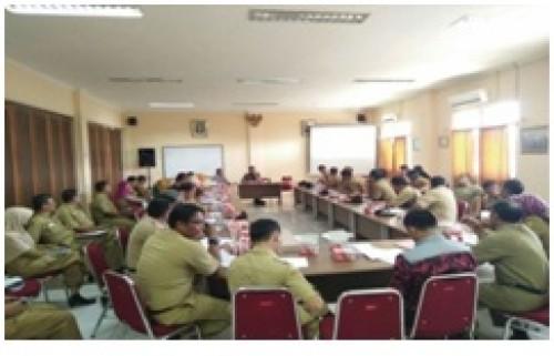 Pra Musrenbang RKPD Kabupaten Bogor Tahun 2018  di Kecamatan Cileungsi